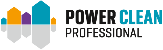 Logo Power Clean Professional