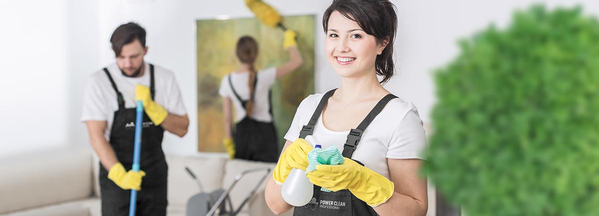 Facility Management: Reinigung und mehr